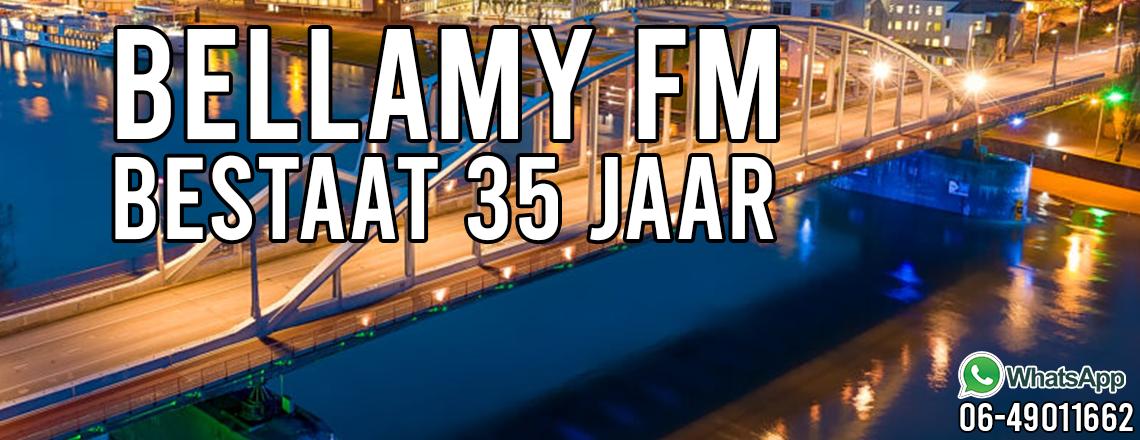 35 Jaar BellamyFM Jubileum Uitzending